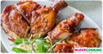 ไก่ย่าง อาหารไทย เมนูไก่ อาหารหมักไก่ย่าง