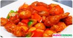 ผัดเปรี้ยวหวานหมู ผัดหมูหวาน อาหารเวียดนาม เมนูหมู