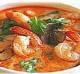 ต้มยำกุ้ง (Spicy soup with shrimps)