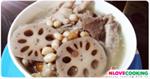 ซุปรากบัวไก่ อาหารจีน เมนูแกง เมนูไก่