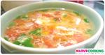 ซุปมะเขือ อาหารจีน เมนูแกง เมนูหมู