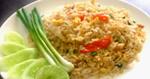 ข้าวผัดไข่ อาหารจานเดียว เมนูผัด อาหารจีน