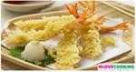 เทมปุระ อาหารญี่ปุ่น เมนูทอด เมนูกุ้ง