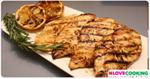 ไก่ย่างมะนาว อาหารญี่ปุ่น เมนูไก่ เมนูปิ้งย่าง