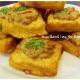 สูตรอาหารไทย : ขนมปังหน้าหมู (Kanom Pung Na Mu)