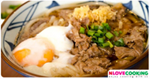 tanuki sanuki อูด้ง อาหารญี่ปุ่น