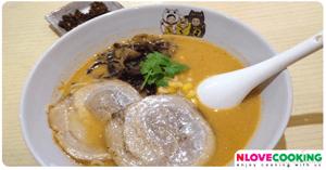 ราเมง อาหารญี่ปุ่น เมนูเส้น อาหารจานเดียว