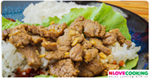 Bulgogi Ssamjang Kimchi Ssamjang อาหารเกาหลี