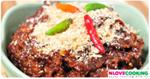 น้ำพริกมะขามเปียก อาหารไทย เมนูน้ำพริก อาหารคลีน