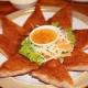 กุ้งกระเบื้อง(Fried carb with shrimp)