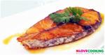 ปลาอินทรีย์ทอดน้ำปลา อาหารทะเล เมนูปลา เมนูทอด