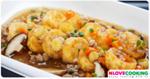ผัดเต้าหู้หมูสับ อาหารไทย อาหารจีน เมนูผัด
