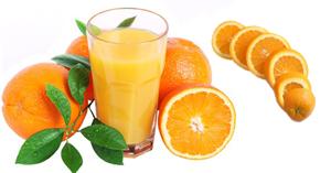 น้ำผลไม้ เครื่องดื่ม น้ำส้มคั้น