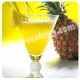สูตรเครื่องดื่ม : น้ำสับปะรด