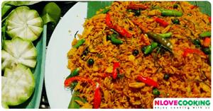 คั่งกลิ้งทูน่า น้ำพริกคั่วทูน่า อาหารไทย เมนูน้ำพริก
