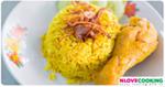 ข้าวหมกไก่ อาหารไทย เมนูไก่ อาหารจานเดียว