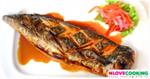 ปลาซาบะย่างซีอิ้ว อาหารญี่ปุ่น เมนูปลา เมนูปิ้งย่าง