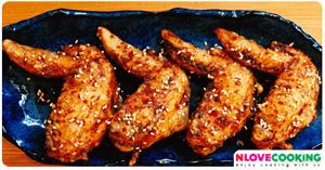 ไก่ทอดเทบาซากิ อาหารญี่ปุ่น เมนูไก่ เมนูทอด