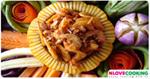 น้ำพริกกลางดง อาหารไทย เมนูน้ำพริก อาหารพื้นบ้าน