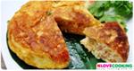 ไข่เจียวทูน่า อาหารไทย เมนูไข่ เมนูปลา