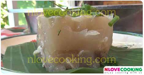 แกงกระด้าง อาหารไทย อาหารเหนือ อาหารพื้นบ้าน