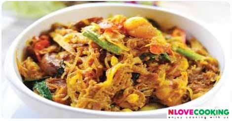 แกงโฮะ อาหารไทย อาหารพื้นเมือง อาหารเหนือ