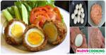 ไข่หุ้มหมู อาหารไทย เมนูหมู เมนูไข่