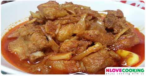 แกงฮังเล อาหารเหนือ เมนูหมู