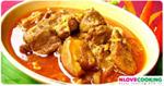 แกงฮังเล อาหารเหนือ อาหารไทย เมนูหมู