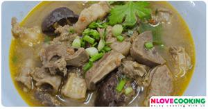 แกงอ่อมหมู อาหารไทย เมนูแกง เมนูหมู