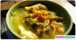 แกงปลาใส่ตูน อาหารเหนือ อาหารไทย เมนูปลา