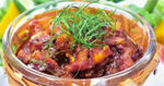 น้ำพริกกากหมู อาหารง่ายๆ จากกากหมู
