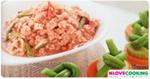 น้ำพริกเต้าหู้ยี้ อาหารไทย เมนูน้ำพริก อาหารคลีน
