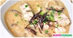 ข้าวต้มปลามิโซะ อาหารญี่ปุ่น ข้าวต้ม เมนูปลา