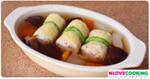 แกงจืดไข่ม้วน อาหารไทย เมนูแกง เมนูไข่