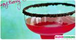 Raspberry Chocolate Kiss Cocktail FB