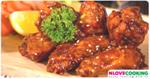 ไก่ทอดบอนชอน อาหารเกาหลี เมนูทอด เมนูไก่