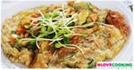 ไข่เจียวต้นอ่อนทานตะวัน อาหารไทย เมนูไข่ เมนูทอด