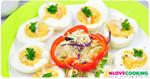 ไข่ต้มทรงเครื่อง เมนูไข่ อาหารเวียดนาม
