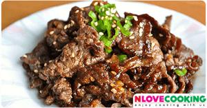blugogi พลุโกกิ อาหารเกาหลี เมนูเนื้อวัว