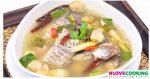 ต้มยำ ต้มยำปลานิล เมนูปลา อาหารไทย