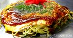 พาสต้าโอโคโนมิยากิ เมนูเส้น อาหารญี่ปุ่น เมนูหมู