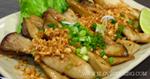 เห็ดกระเทียม เมนูผัด เมนูเห็ด อาหารจีน