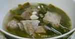 หมูต้มใบชะมวง อาหารไทย เมนูหมู กับข้าวจากหมู