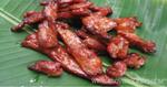 คอหมูแดดเดียว เมนูหมู อาหารไทย กับข้าวจากหมู