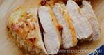 อกไก่ย่างตะไคร้ อาหารไทย เมนูไก่