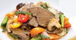 ตับหมูผัด อาหารไทย เมนูตับ อาหารภาคกลาง