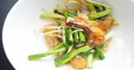 ปลาช่อนจู่ขิง เมนูปลาช่อน เมนูผัด อาหารจีน