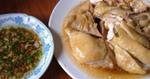 ไก่นึ่งซีอิ้ว อาหารไทย เมนูไก่ อาหารภาคกลาง