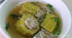 มะระอบไอน้ำ อาหารไทย เมนูหมู เมนูมะระ